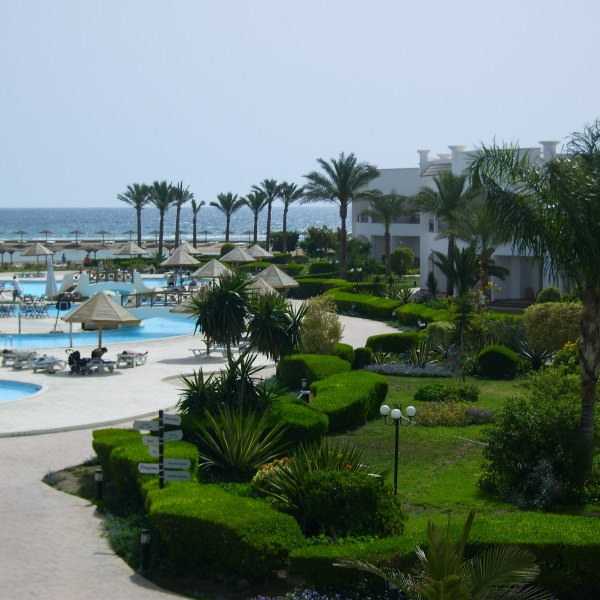 Grand Seas Resort Hostmark