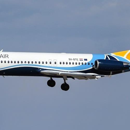 Letalski prevoz Madeira